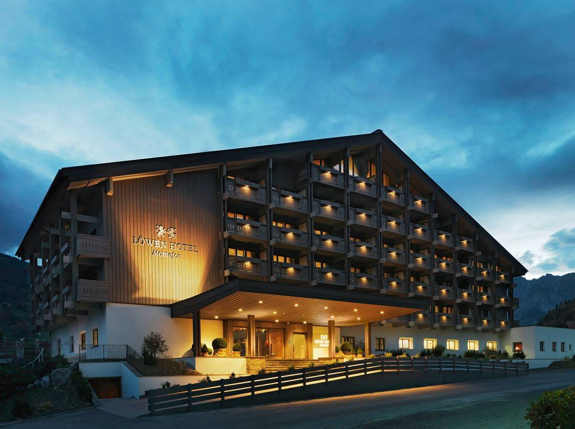 Review of Montafon snowboarding holiday in Schruns Austria Lowen Hotel
