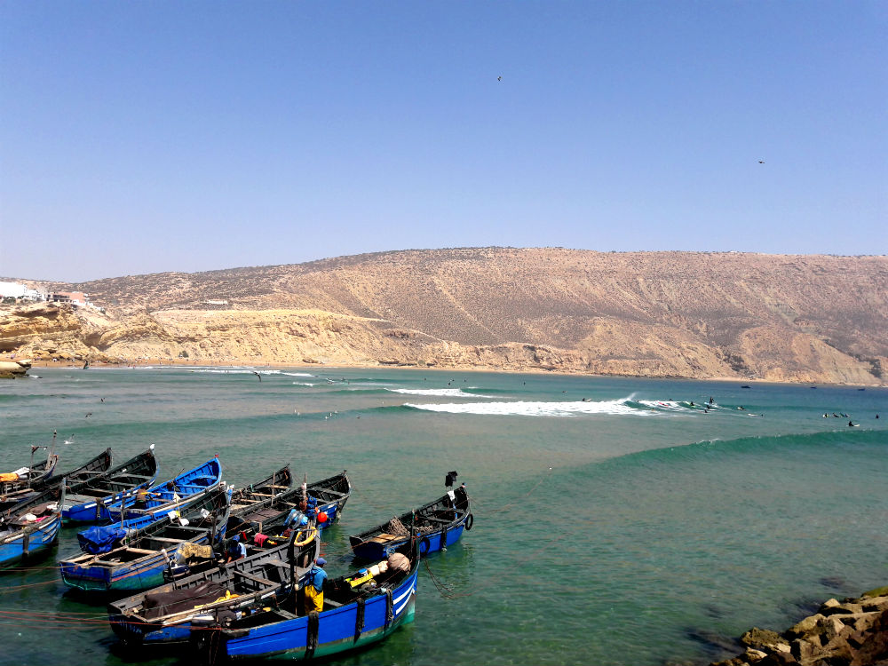 Review of Surf Berbere Taghazout surf holiday in Morocco by Cara Rees
