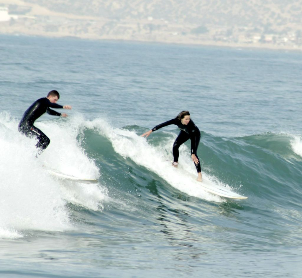 Taghazout beginner surfing holiday in Morocco with Surf Berbere photo courtesy of Surf Berbere