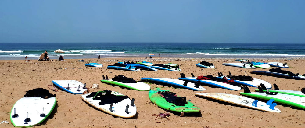 Review of Surf Berbere Taghazout surf holiday in Morocco surf school by Cara Rees