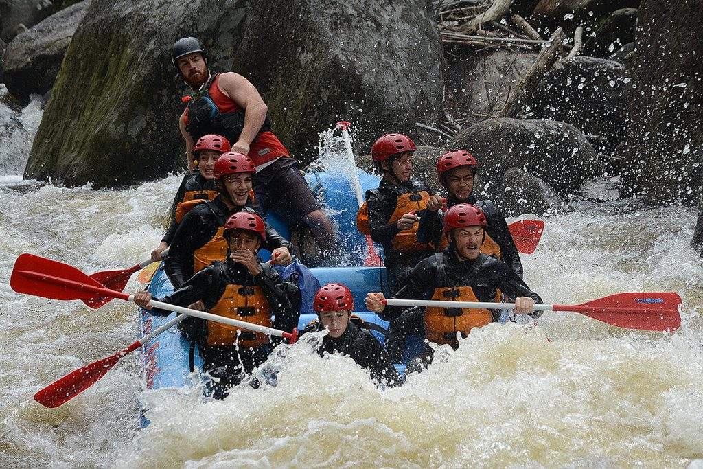 Best US rafting Top 10 United States whitewater rafting rivers Deerfield River Flickr CC image by EaglebrookSchool