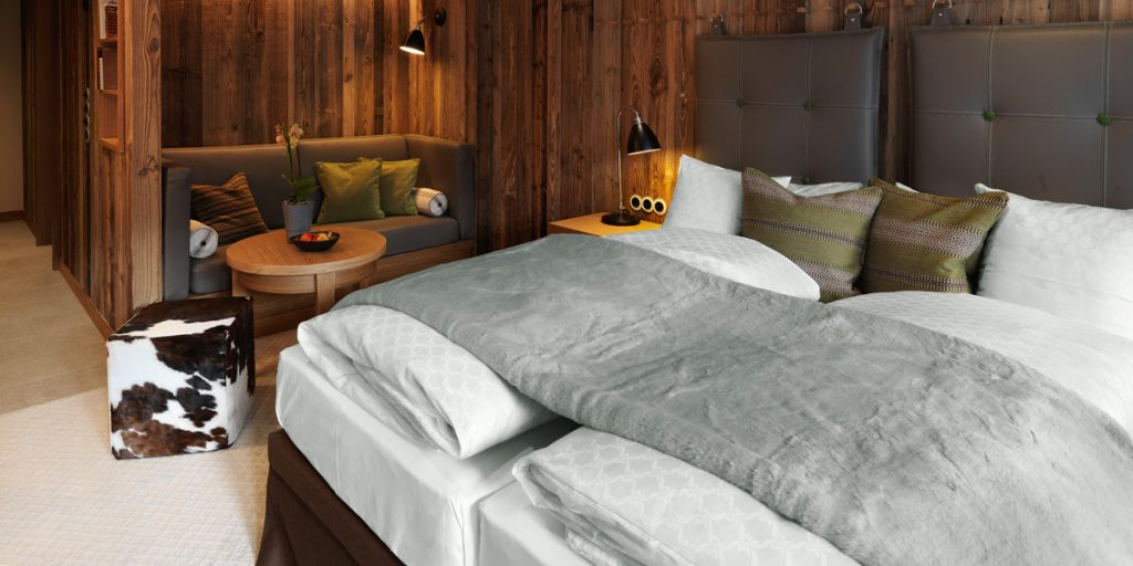 Review of Lowen Hotel in Schruns Montafon ski holiday in Austria