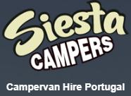 Siesta Campers logo