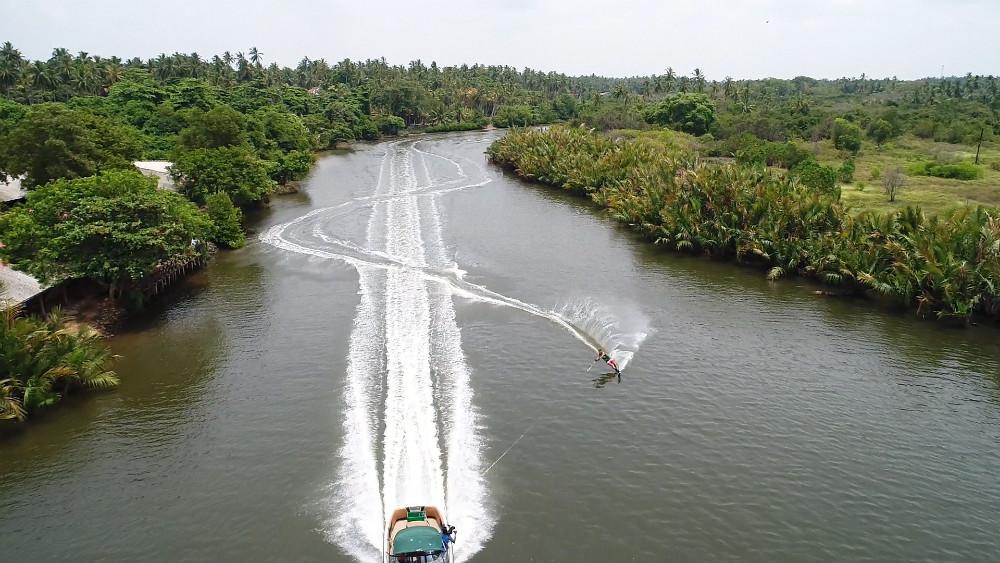 Sri Lanka SUP holidays in Negombo Image courtesy of Discover a dream spot