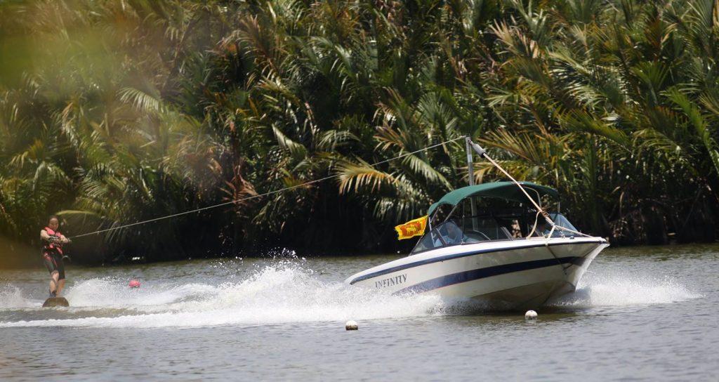 Sri Lanka SUP holidays in Negombo wakeboarding Image courtesy of Discover a dreamspot