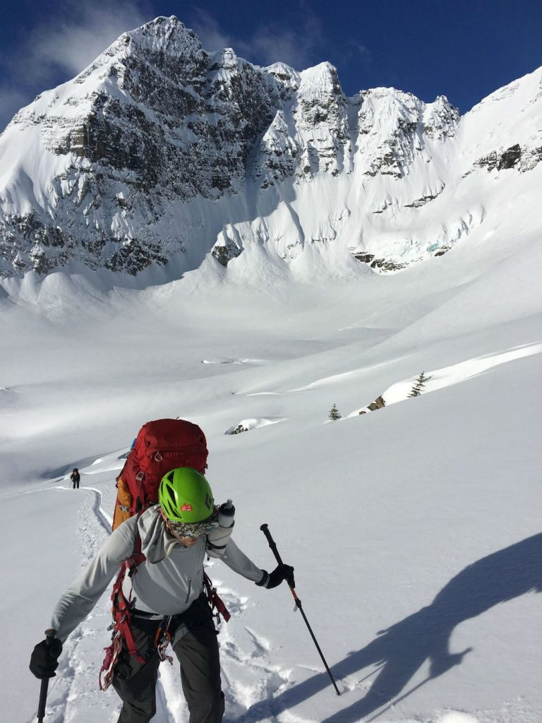 10 best freeride ski destinations worldwide Image of Rachel Findler in Coquihalla