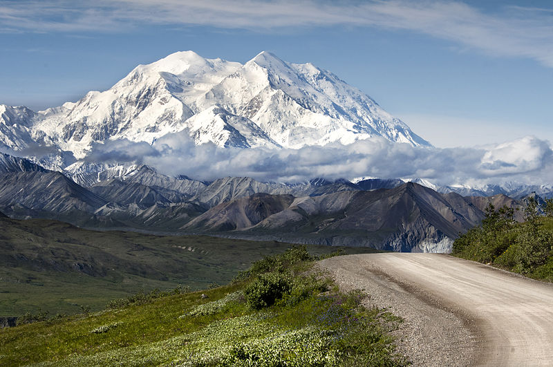US Adventures 3 of the best adventure vacations in America Wiki commons image by Every Road- Denali