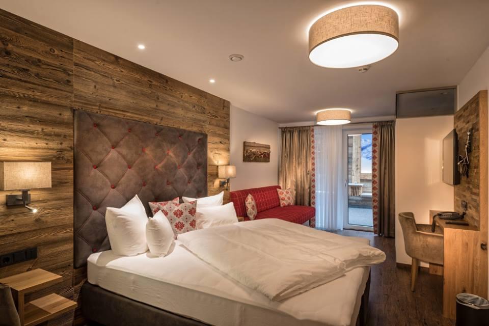 review of Eldorado Hotel Ischgl room