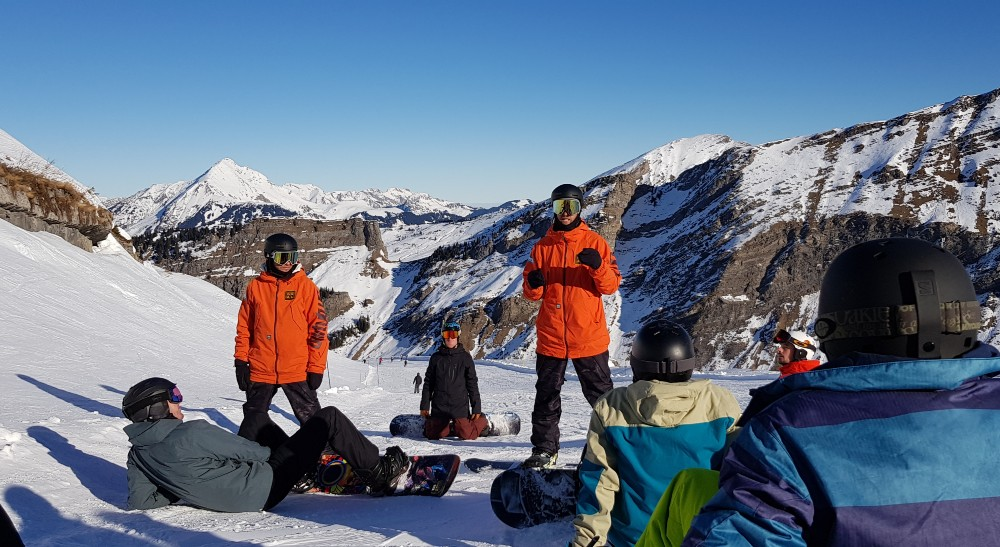 Review of Real Snowboarding group lessons