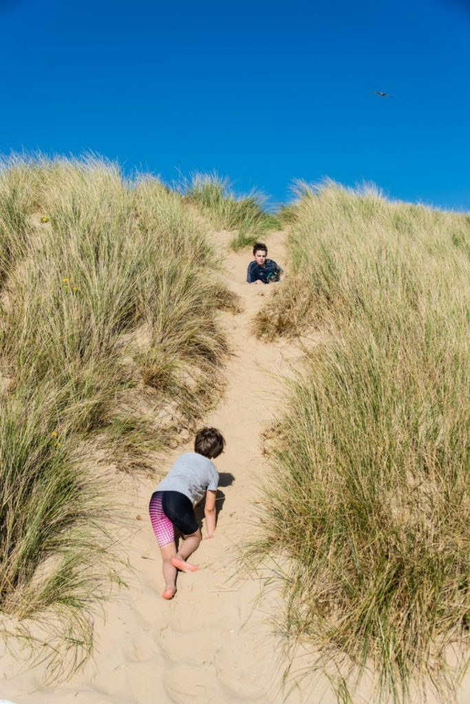 Guide to Camber Sands beach holidays in East Sussex, UK