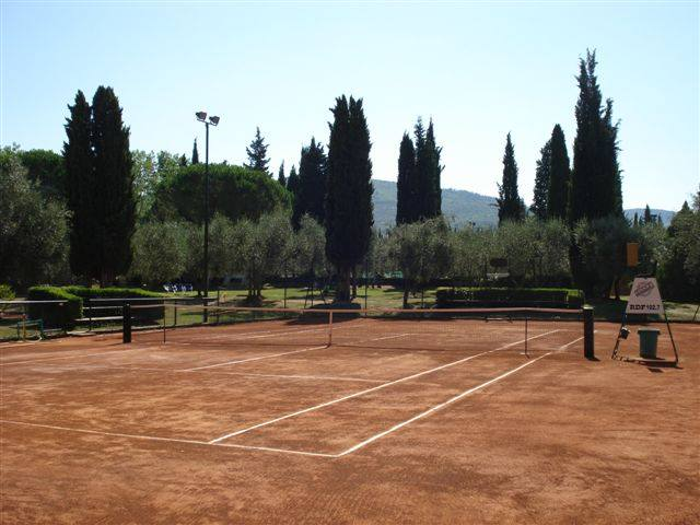 Toscana activity holidays: Best adventures in Tuscany, Italy Image courtesy of Tuscany Tennis