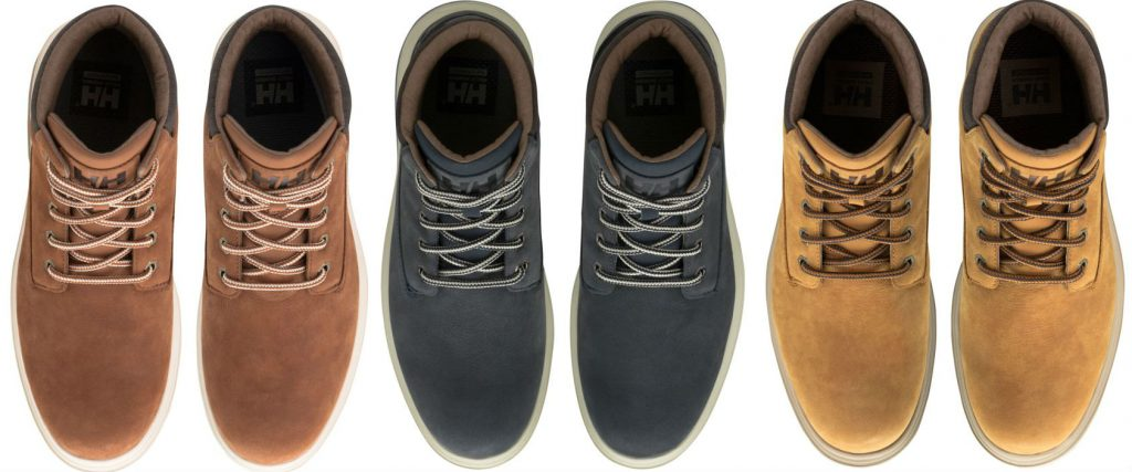 Helly Hansen Fremont Boots all three colour options