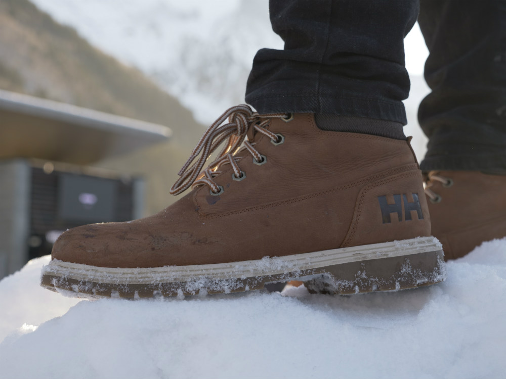 Helly Hansen Fremont Boots review much better winter shoes than Timberlands
