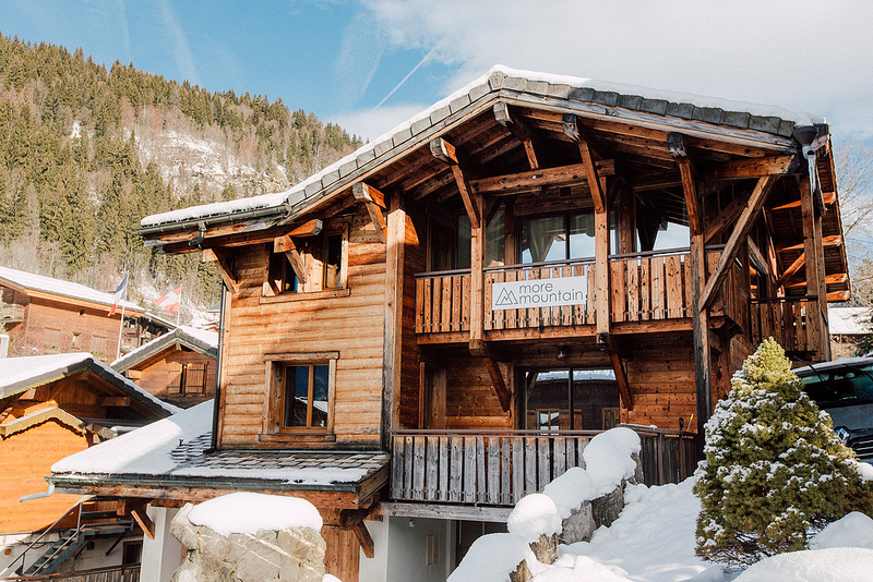 Review of More Mountain ski holidays in Morzine Laid back luxury outside