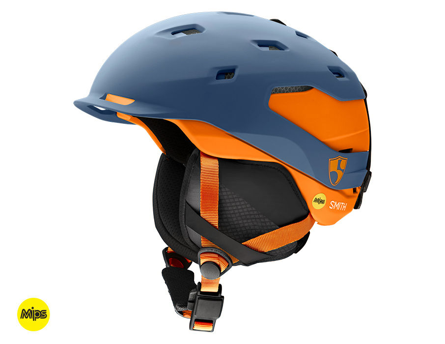 Review of Smith Quantum ski helmet with MIPS protection