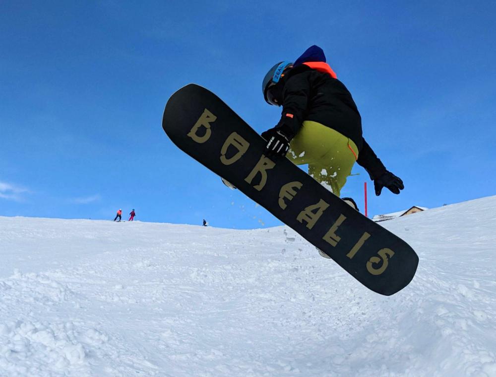 Borealis Shaman snowboard Adventure sport travel insurance FAQ: Interview Snowcard Insurance MD