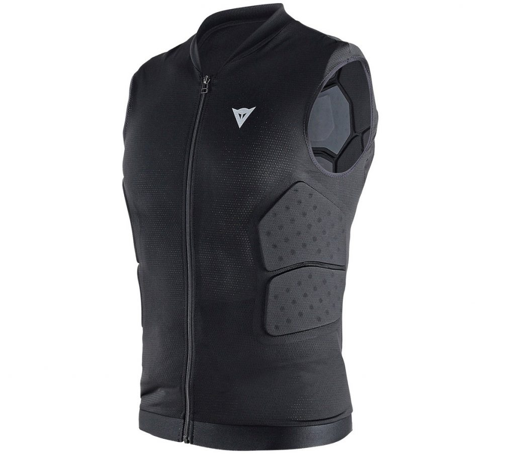 Dainese Soft Flex Hybrid review Ski and snowboard back protection vest (1)