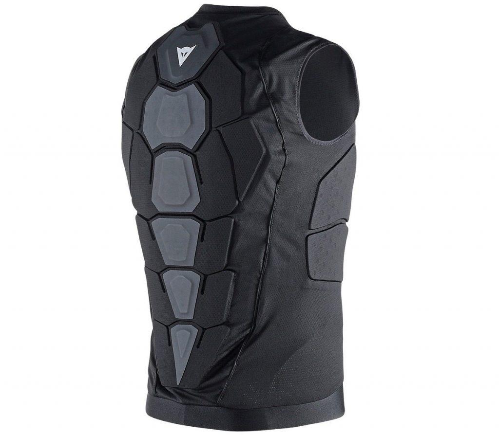 Dainese Soft Flex Hybrid review Ski & snowboard back protection vest (1)