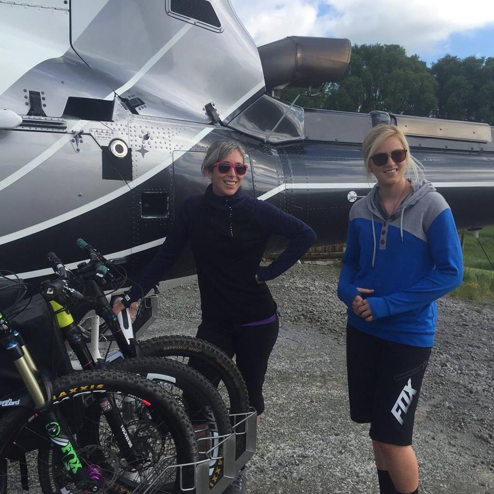 Heli biking in New Zealand The best MTB adventure ever Image courtesy of HeliBike Rotorua