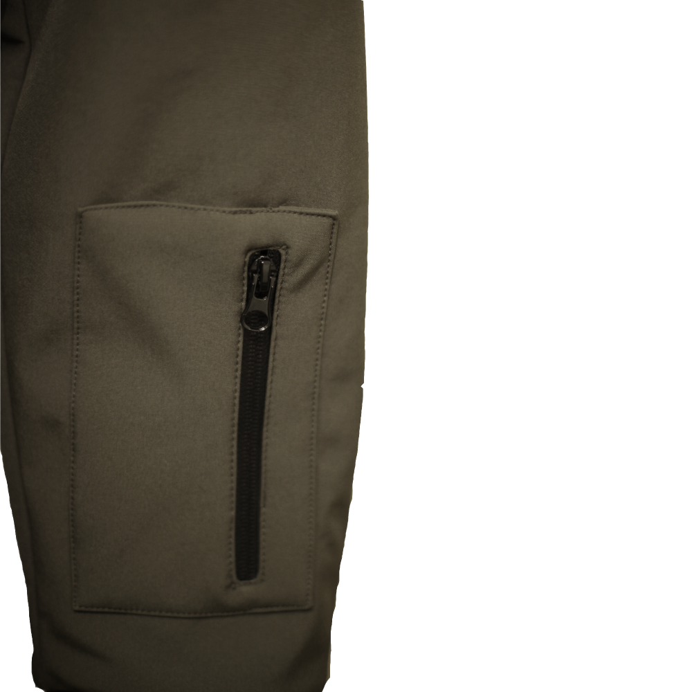 The shred softshell hoodie review - Lift-Pass-Pocket