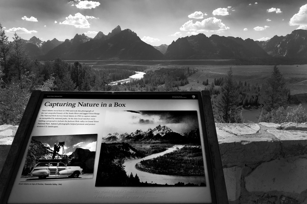 How to become a travel writer 5 adventure travel writing tips Flickr CC image of Grand Teton by Wilson Hui