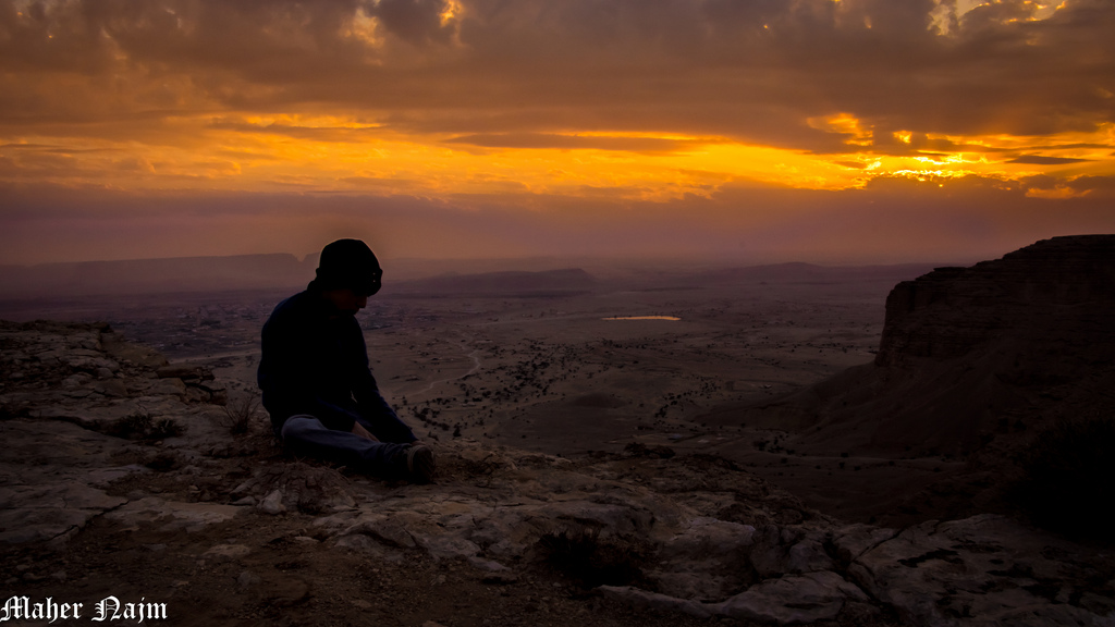 Should I go on a Saudi Arabia adventure holiday Flickr Public Domain image of Qusur Al Muqbil, Riyadh by Maher Najm