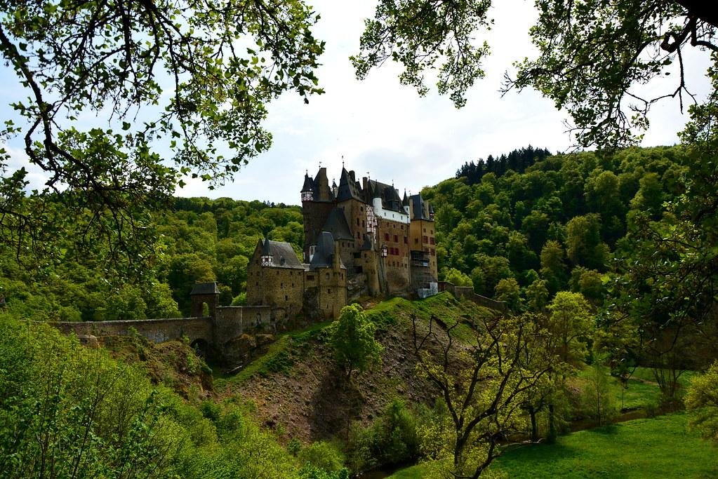best german treks Flickr CC image of Burg Eltz Mosel Valley by Justin LeBerge
