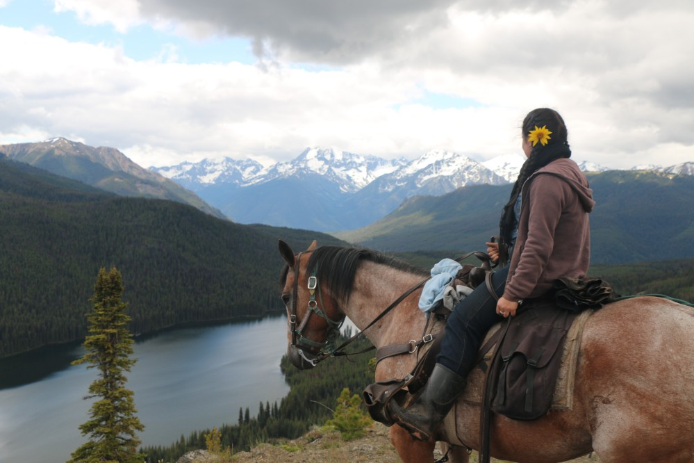 Chilcotin Holidays Discount: 10% off Horse Riding