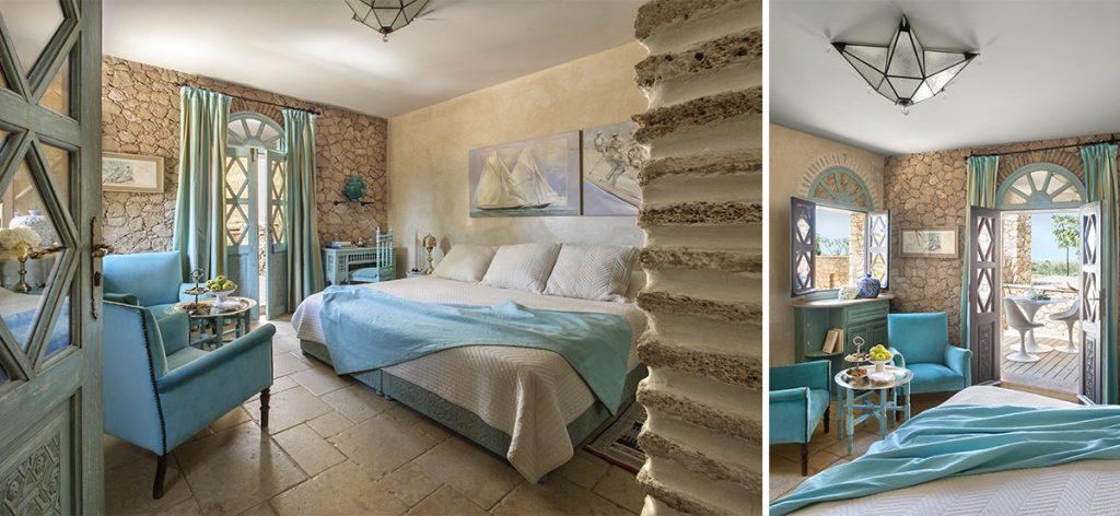 Bedroom Image courtesy of La Sultana Oualidia