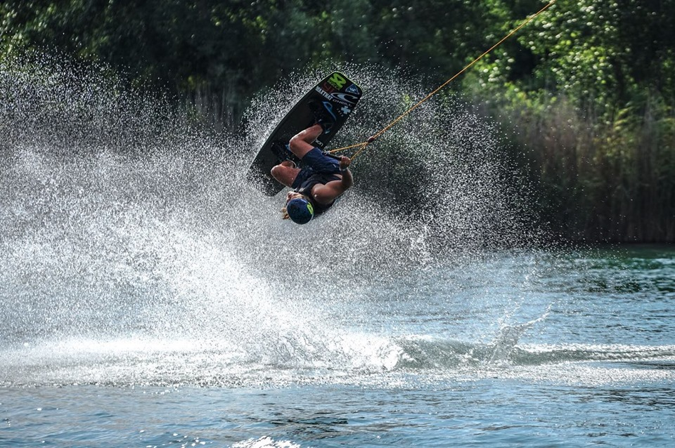 European wakeboarding holidays Bratislava in Slovakia one of the 12 best wakeboard spots in Europe image by Wakelake