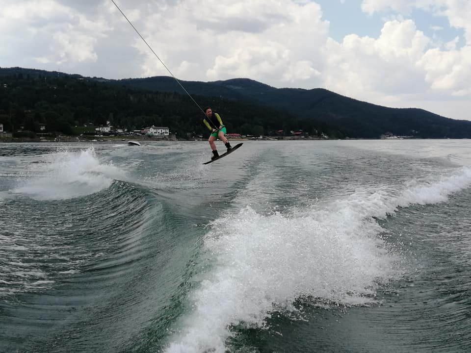 European wakeboarding holidays Bulgaria one of the 12 best wakeboard spots in Europe image by Snow and Wake Bulgaria