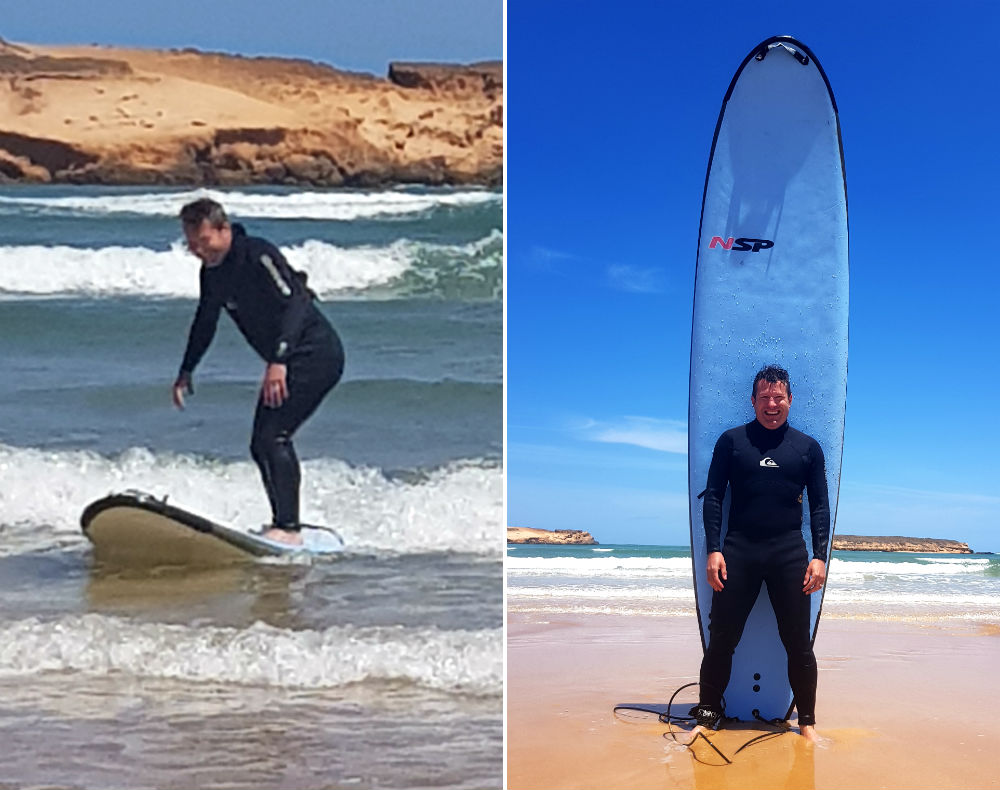 Luxury Morocco surfing and adventure holiday