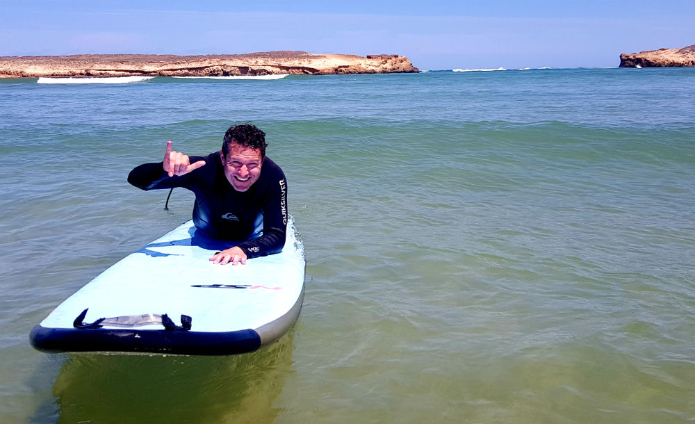 Luxury Morocco surfing holiday in Oualidia, Morocco