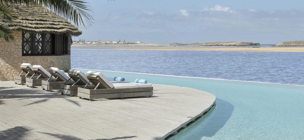 Pool Image courtesy of La Sultana Oualidia