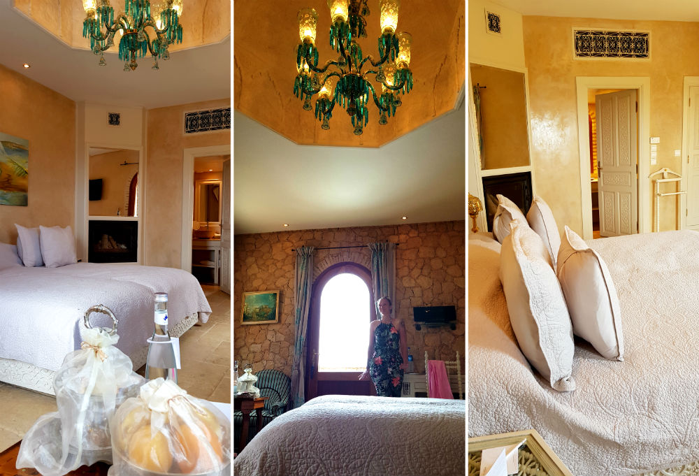 Review of La Sultana Oualidia Bedroom