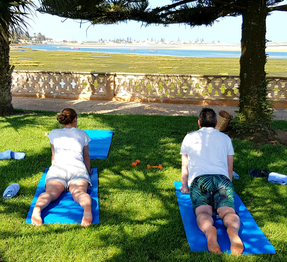 Review of La Sultana Oualidia pilates