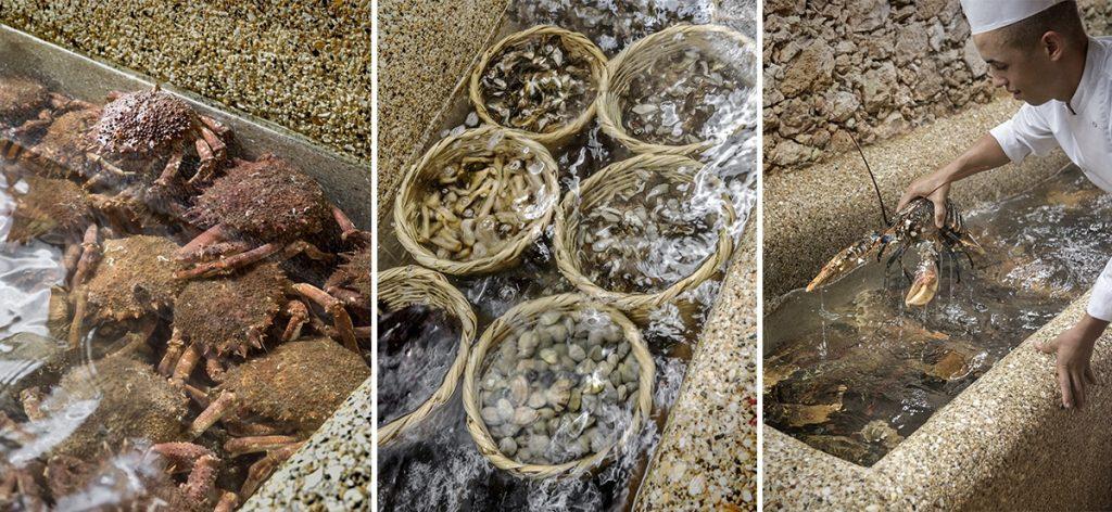 Seafood Image courtesy of La Sultana Oualidia