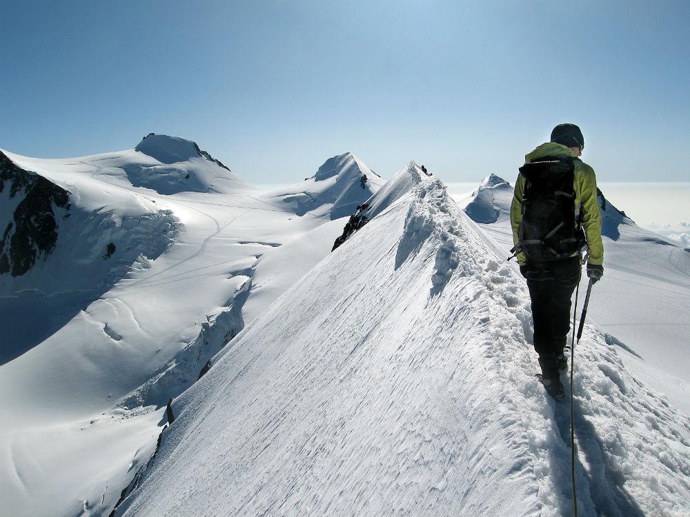 VALLE D'AOSTA-Mountaineering sul Monte Rosa (Società Guide Gressoney-Monte Rosa)-4735