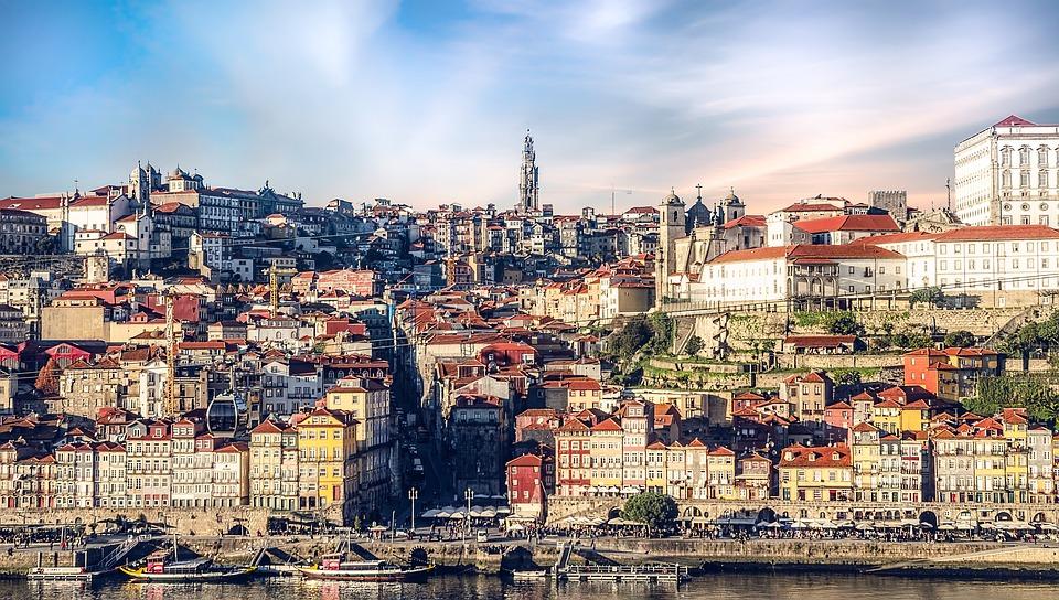 Porto in Portugal Pixabay royalty free image