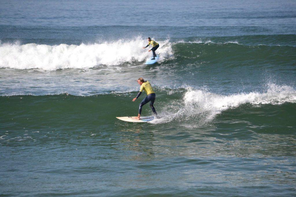 Porto surfing holiday