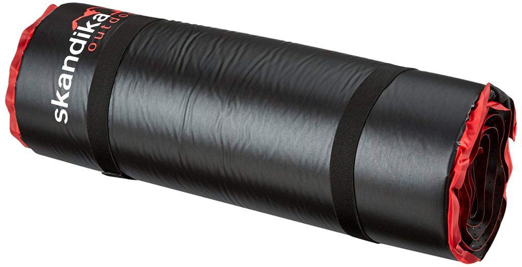 Review of Skandika Isla de Muerta 7.5 self inflating mattress