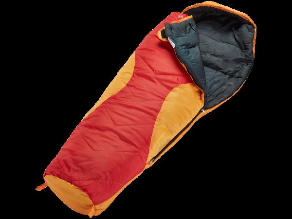 review of Skandika Shetland Junior sleeping bag