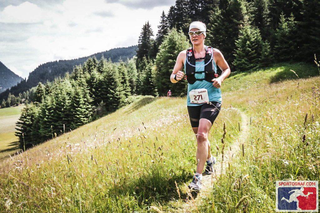 womens trail running shoes Silvretta Run 3000 Sarah Hannibal