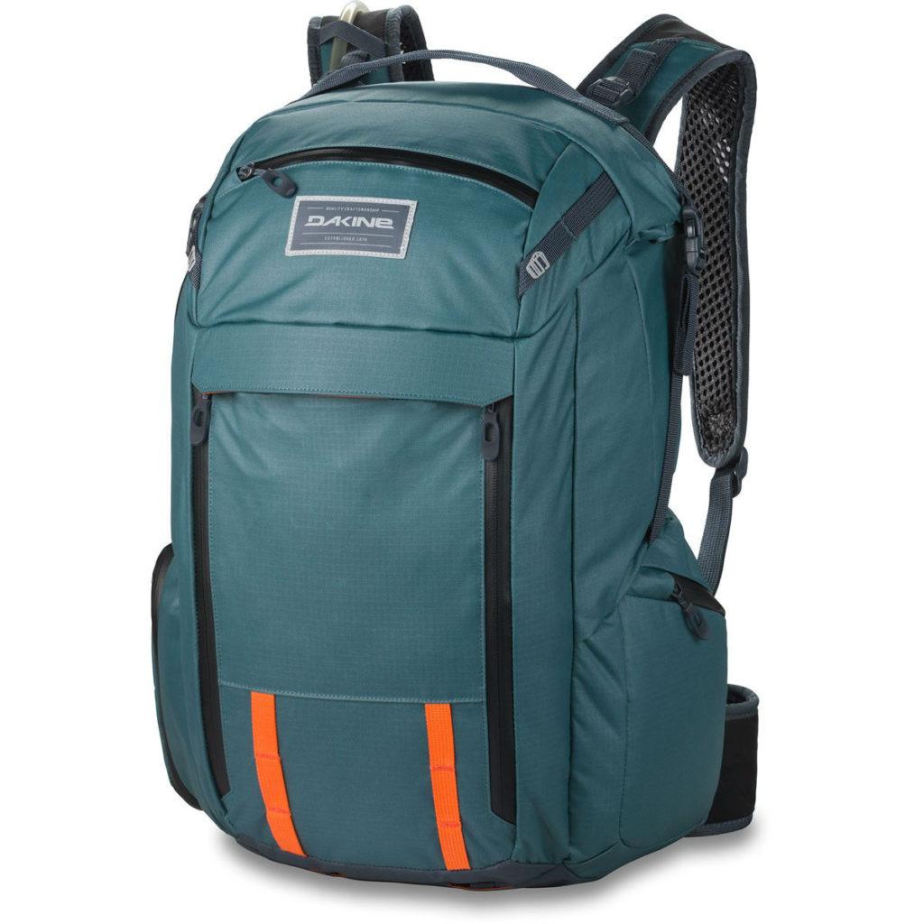Dakine seeker 24L SLATE BLUE excellent MTB rucksack