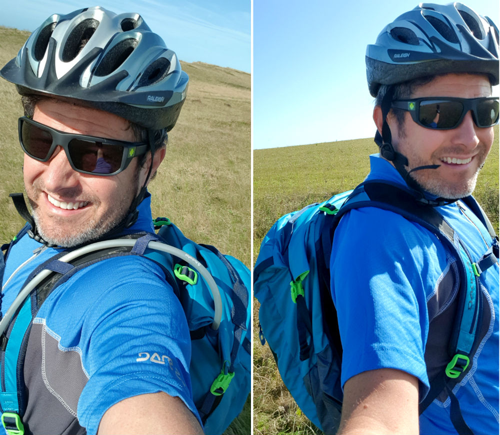 Review of Dakine Seeker 24L Robust mountain biking hydration backpack
