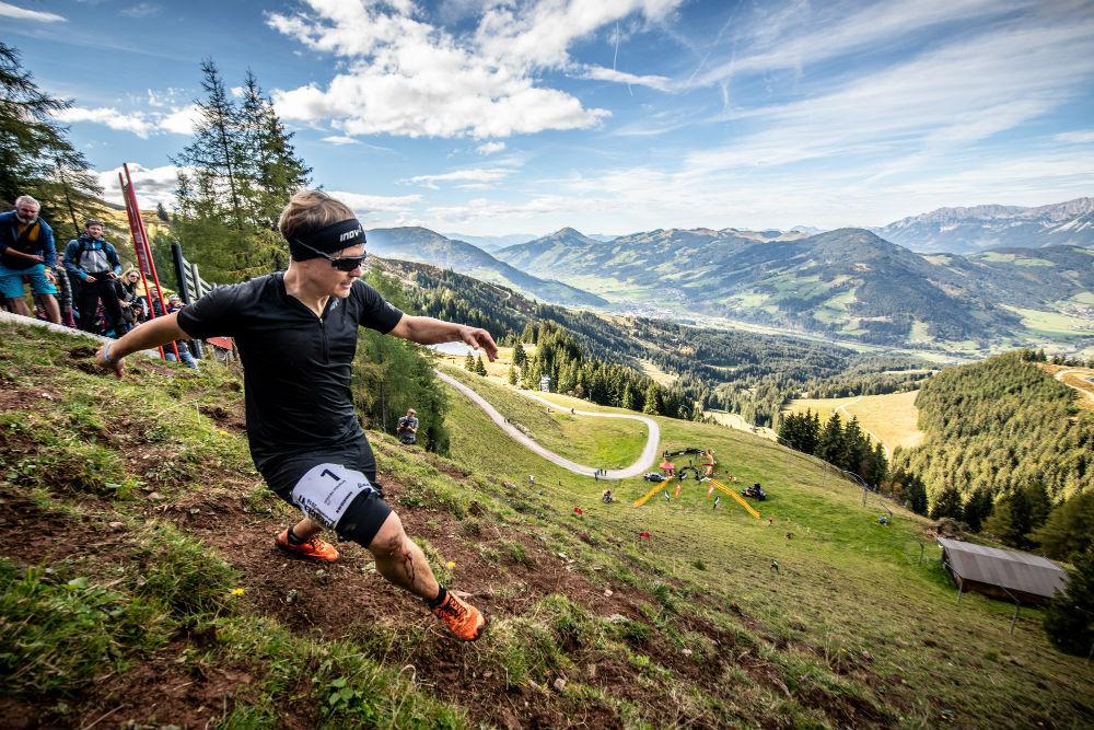 World's craziest trail running event - inov-8 decent race in Kitzbuhel ©Michael_Werlberger
