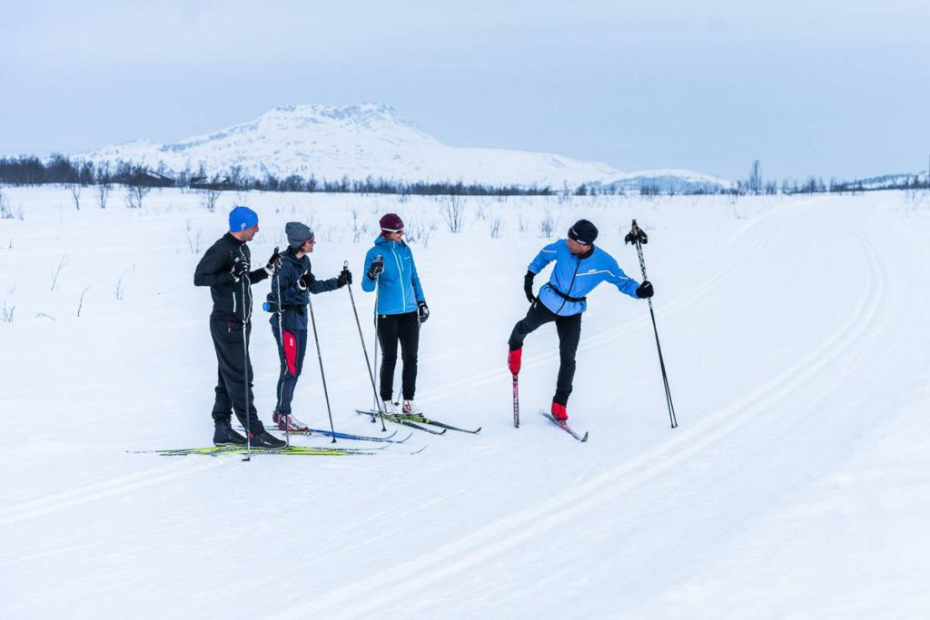 Learn to cross country ski in Norway with Undiscovered Mountains