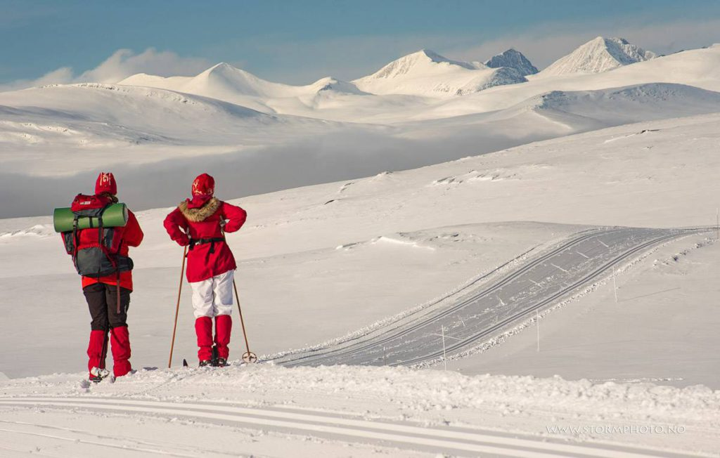 Norway cross country skiing holiday by Undiscovered Mountains