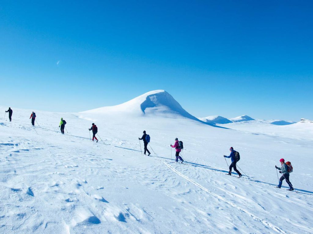 Norway cross country skiing holiday in Rondane National Park by Undiscovered Mountains