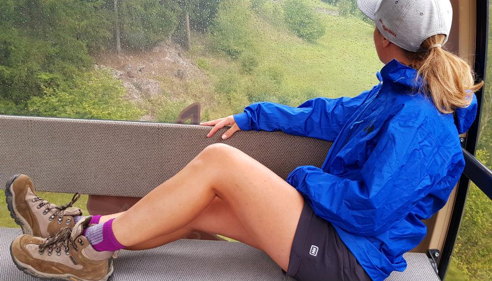 Helly Hansen Maridalen Shorts review great Womens hiking shorts